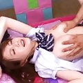 Nami Minami Asian has pussy screwed many positions in classroom