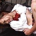 Rin Momoka Asian with nude bee stings is screwed in fish taco