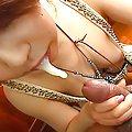 Nozomi Mashiro gets bum fucked by her horny boyfriends cock