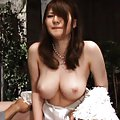 Momoka Nishina hot chick is outdoors getting a hot rear fucking