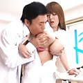 Hitomi Tanaka Asian nurse has nipples of huge bazoom bas sucked
