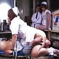 Riho Asakura licks and sucks a stiff cock and gets her wet pussy tongued