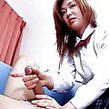 Ai Takeuchi Asian moans while inserting vibrators in horny pussy